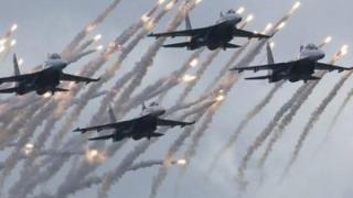 Armata siriană acuză coaliția internațională că ajută gruparea Stat Islamic prin lovituri aeriene