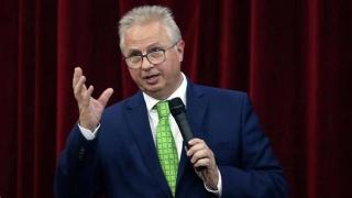 """L. Trocsanyi: """"Pentru mine independenţa judecătorilor este o stea polară a democraţiei"""""""