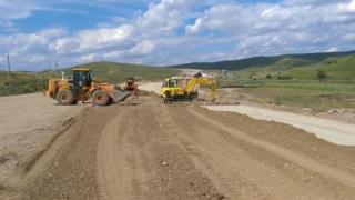 CNADNR: Se închide DN 21A pentru 1 lună de zile, între localităţile Bărăganu şi Ţăndărei