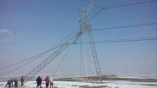 Mai multe localități din județ au fost realimentate cu energie electrică