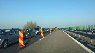 Restricţii de circulaţie pe Autostrada Soarelui