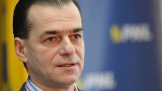 Ludovic Orban și-a depus candidatura pentru șefia PNL