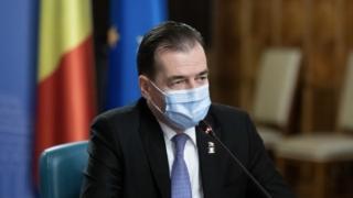 Ludovic Orban:  prioritatea vaccinării este constituită din toţi cei care fac parte din sistemul de luptă medical împotriva COVID