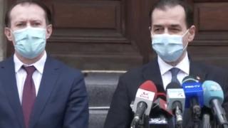 """Ludovic Orban: """"Respingem orice participare la guvernare alături de PSD"""