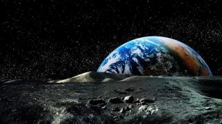 """Luna ar fi """"suprinzător de bogată în apă"""""""