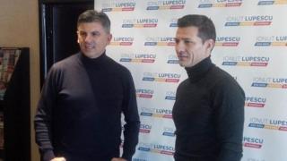 Ionuţ Lupescu şi-a înregistrat candidatura la președinția FRF