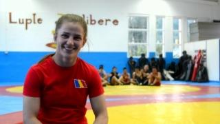 Lupte feminine: medalie de aur pentru Alina Vuc, la Grand Prix-ul Germaniei