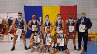 Medalii pentru luptătorii de la CS Farul la Campionatul Naţional