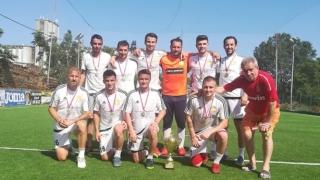 Echipele din Bucureşti au dominat turneul Regional Sud-Est al CN de minifotbal