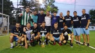 Premierea laureatelor Ligii 1 a Campionatului Judeţean de minifotbal Constanţa