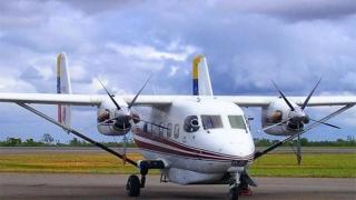 Un avion al poliției indoneziene s-a prăbușit