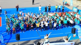 """""""Sport Dance Festival"""", bucurie și mișcare în școlile constănțene!"""