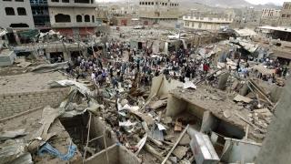 Măcel din greșeală în Yemen