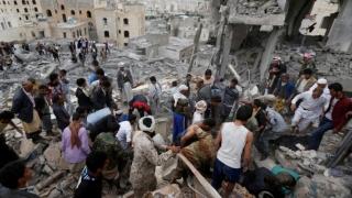 Măcelul ia amploare în Yemen