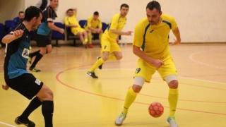 """Goluri multe în primele două etape ale Cupei """"Valu lui Traian"""" la fotbal în sală"""