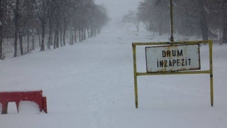 Atenție, șoferi! Drumul Măcin - Mircea Vodă s-a închis!