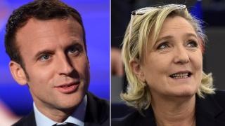 Macron și Le Pen, pe primele locuri în primul tur al prezidențialelor din Franța