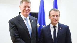 Emmanuel Macron vine în România, pentru a se întâlni cu preşedintele Iohannis