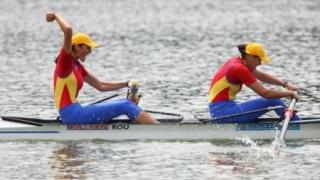 Mădălina Bereș și Laura Oprea, medaliate cu aur în proba de dublu rame, la Europenele din Cehia