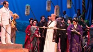 """""""Madama Butterfly"""", o dramatică poveste de iubire, pe scena Teatrului ''Oleg Danovski''"""