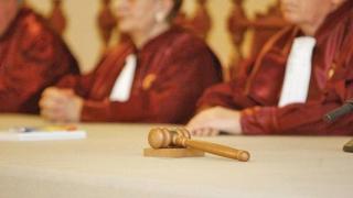 Statutul magistraților, parțial neconstituțional