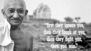 30 ianuarie 2018 - 70 de ani de la asasinarea lui Gandhi
