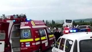Mai multe persoane rănite! Ce s-a întâmplat