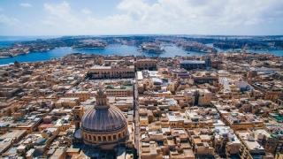 """Cripto-prietenoasa Malta devine """"Insula Blockchain"""""""