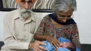 Cea mai bătrână mamă din lume! A născut primul copil la 70 de ani!