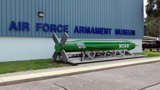 """""""Mama tuturor bombelor"""", folosită de SUA în Afganistan"""