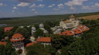 Înălțarea Sfintei Cruci, hram la mănăstirea Dervent