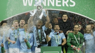 Manchester City a cucerit Cupa Ligii Angliei