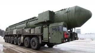 Manevre militare: Rusia îşi dublează testele cu rachete balistice