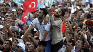 Milioane de turci sunt aşteptaţi la o manifestaţie de susţinere a lui Erdogan