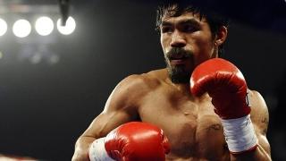 Manny Pacquiao se pregătește pentru ultimul meci din carieră