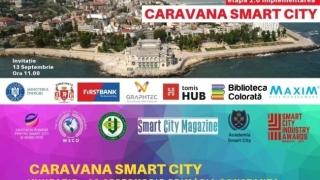 Caravana Smart City. Planuri de viitor pentru Constanța?