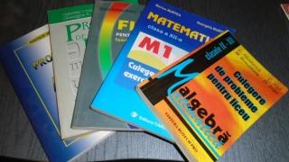 Inspectorii nu fac controale în școli cu privire la materialele auxiliare