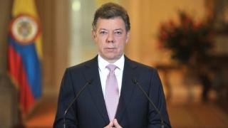 Președintele columbian Juan Manuel Santos a primit Premiul Nobel pentru Pace 2016