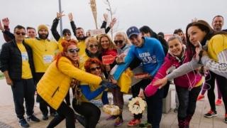 Constănţenii au alergat mii de km pentru Autism! O poveste extraordinară