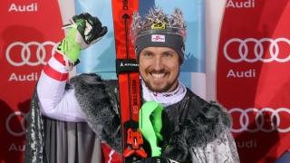 Marcel Hirscher a obținut a 50-a victorie din carieră
