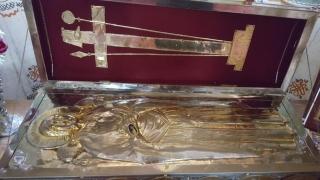 Marea sărbătoare a Doctorului fără de arginți, Sf. Pantelimon, în procesiune