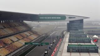 Marele Premiu de Formula 1 al Chinei, afectat de vremea nefavorabilă