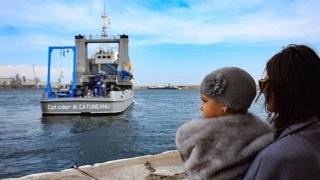 Marinarii militari români, în Marea Mediterană! Imagini spectaculoase!