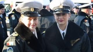 Se mărește familia Forțelor Navale Române