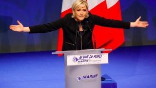 """Marine Le Pen acuză UE de """"lovitură de stat"""" în Italia"""