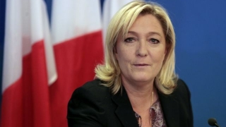 Marine Le Pen își lansează programul electoral pentru prezidențiale