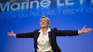 Marine Le Pen, prima în sondajele pentru alegerile prezidențiale din Franța