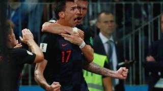 Mario Mandzukic este convins că naţionala Croaţiei poate câştiga Campionatul Mondial