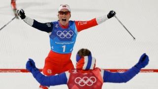 Marit Bjoergen a intrat în istoria Jocurilor Olimpice de iarnă