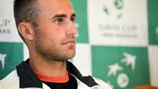 Marius Copil a abandonat în calificările turneului de la Marrakech